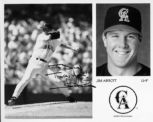 jim abbott essay If you need help writing your term paper on act of courage (jim abbott), paperhelpcom is the answer check out our enormous library of model papers.